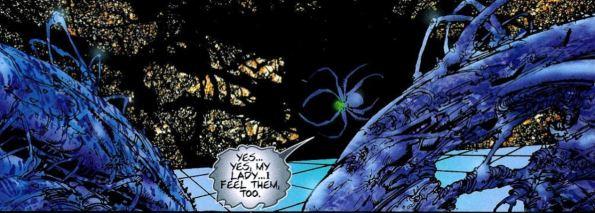 Spider Guild and Omega Men