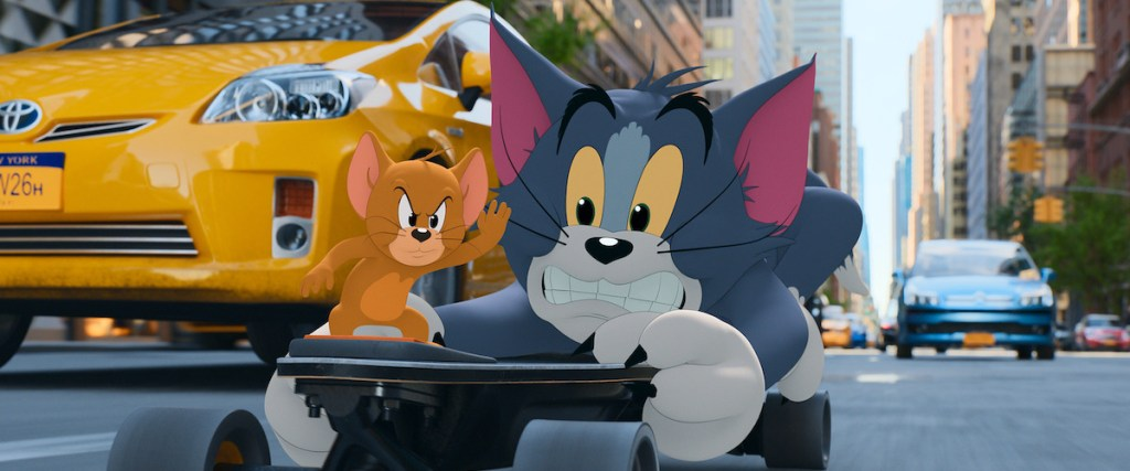 tom and jerry film image