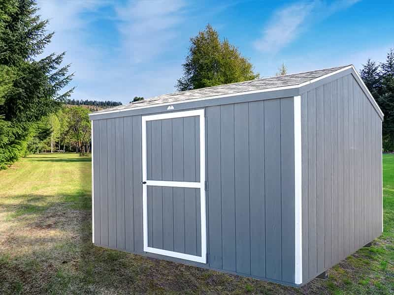 Economy Shed gray