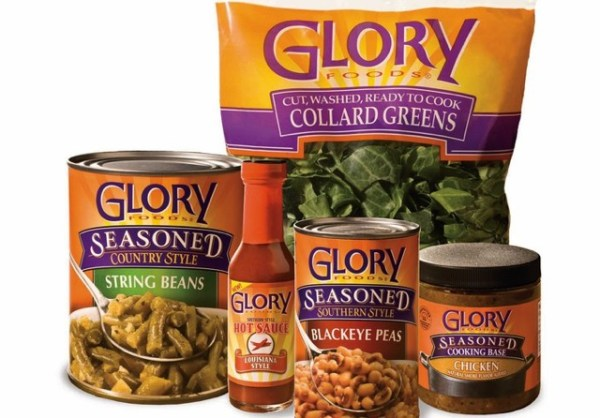 Glory Foods South39s Farmers Bring Collard Greens To Table