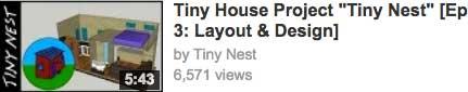 Designing a tiny home