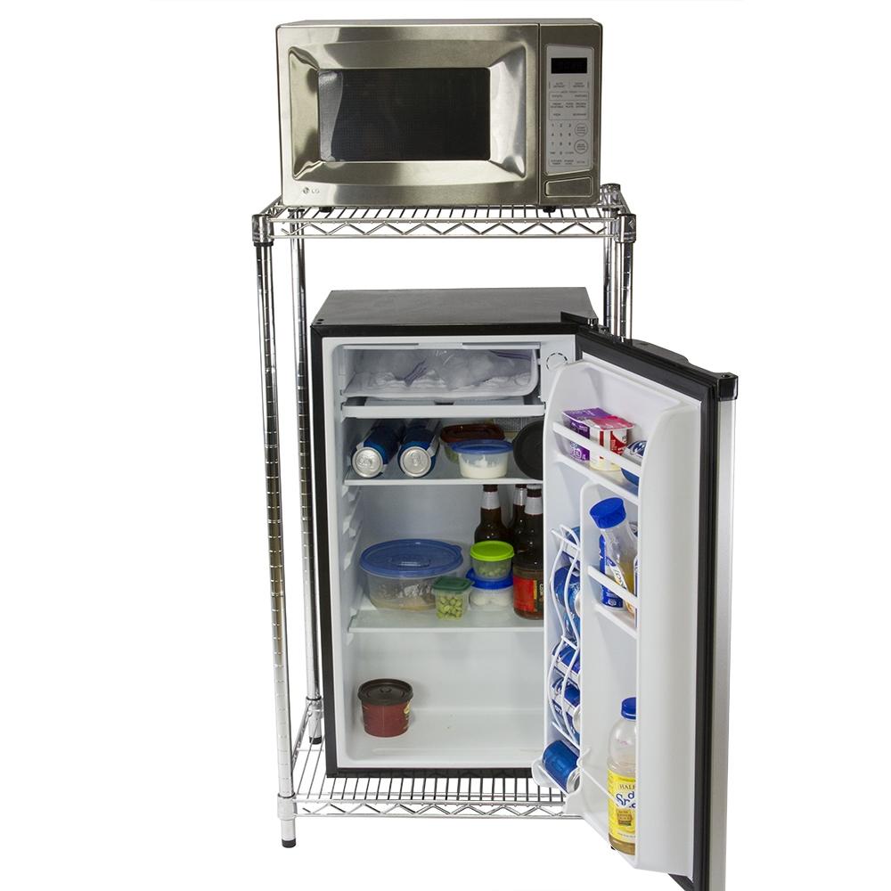 mini fridge storage cabinet