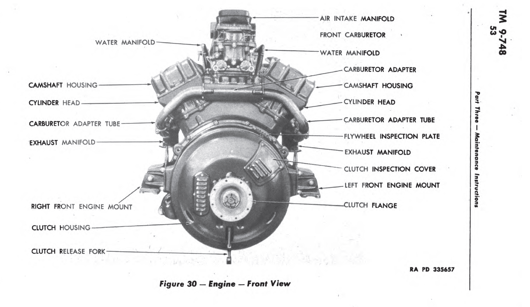 Ford Taurus 3 0 Firing Order Diagram
