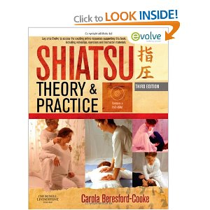 Book review: Shiatsu theory and practice 3rd edition - Carola Beresforde-Cooke