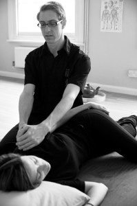 Shiatsu Massage Treatment