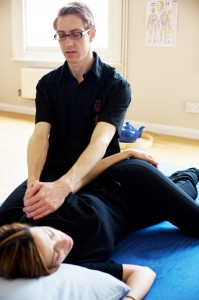 Therapeutic massage London - 3 London Clinics and home visits also available