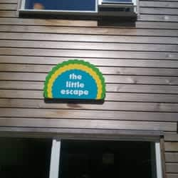 Outside The Little Escape Holistic Centre - Westow Street, Crystal Palace, SE19 3RW - massage in South East London