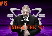 Evolve # : Under the 'E!