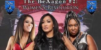 The HeXagon #2 - Women's Revolution