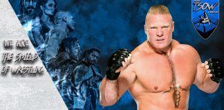 Brock Lesnar vs Cain Velasquez