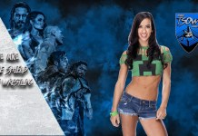 AJ Lee in WWE