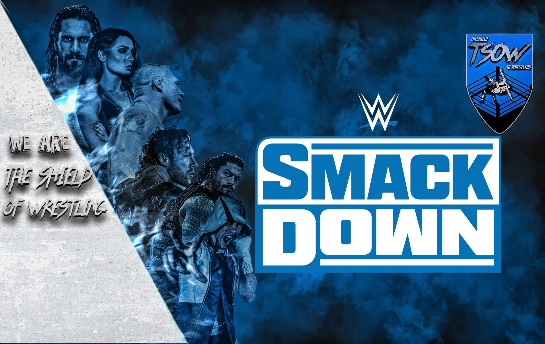 invasione nxt uk a smackdown