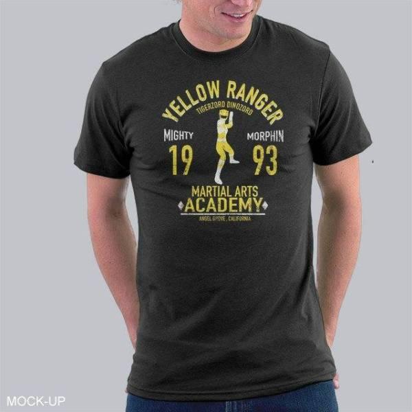 Tiger Ranger T-Shirt - The Shirt List