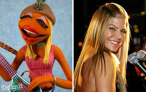 50 Muppets And Their Real Life Acting Counterparts Movie Feature