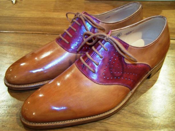 John Lobb Shoes >> Today's Favorites – John Lobb Saddle Shoes – The Shoe Snob ...