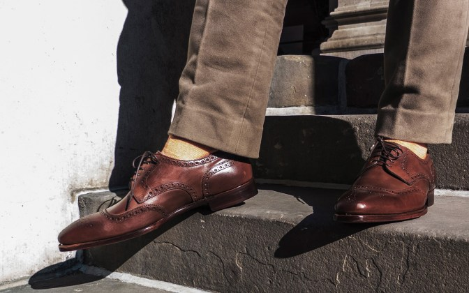 covent-derby-brown-Wildsmith-brogue
