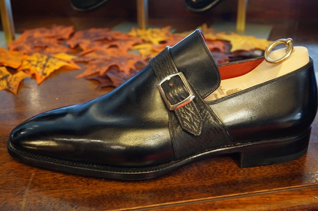Stefano Bemer single monk strap