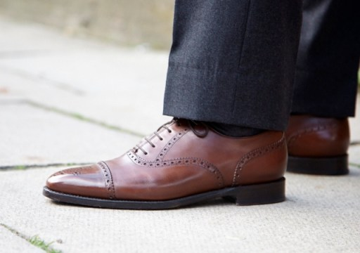 Windermere brogue J.FitzPatrick