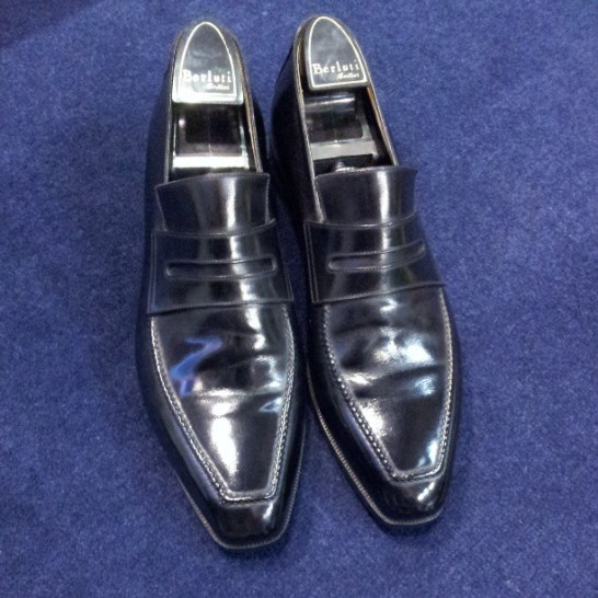 Berluti Andy Warhol loafer