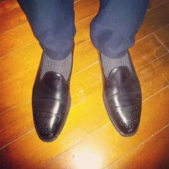 J.Fitzpatrick loafers