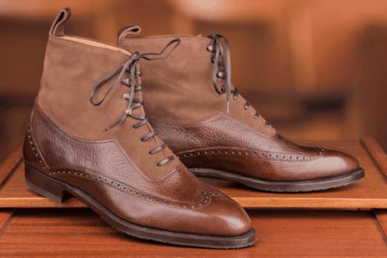 Enzo Bonafe boots found at Skoaktiebolaget