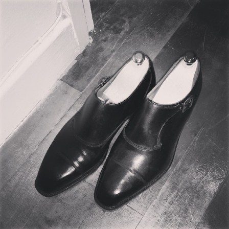 j.fitzpatrick single monk shoe 1