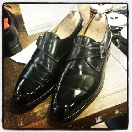 john lobb single monks