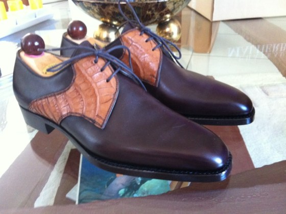 vass saddle shoe 2