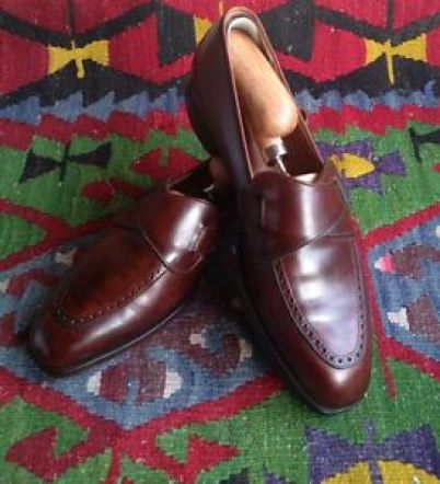George Cleverley made by Crockett & Jones