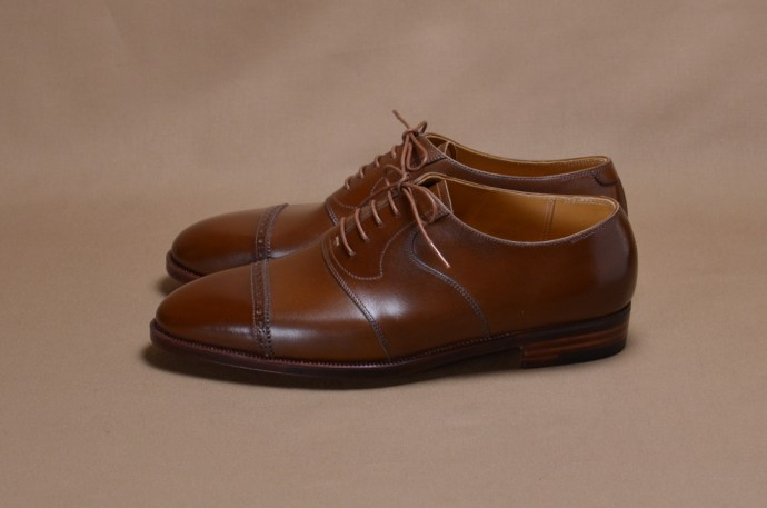 Hiro Yanagimachi saddle shoe1