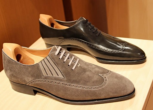 John Lobb courtesy of Lyra Mag Blog