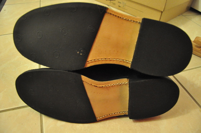 Stick On Rubber Soles For Leather Shoes