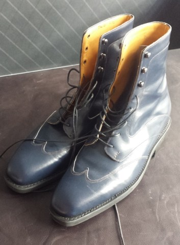 Bespoke Gaziano & Girling Boots by The Shoe Snob