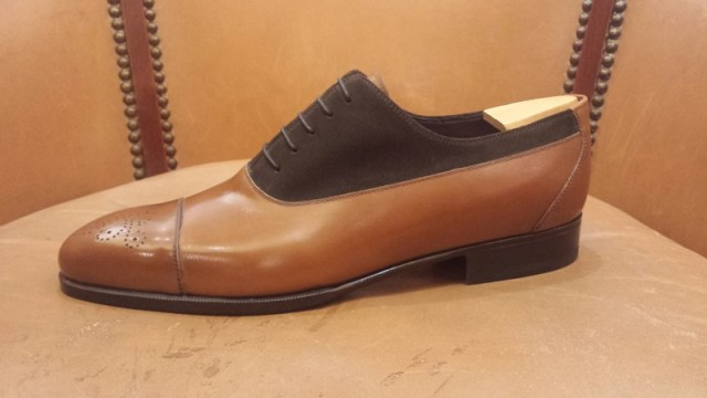 Aubercy shoes balmoral