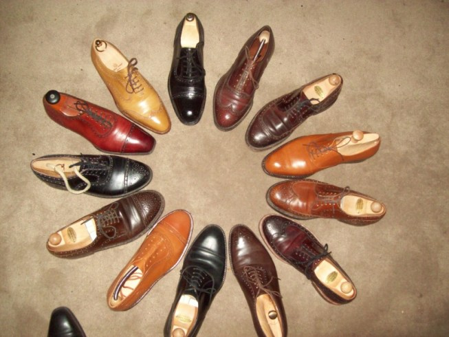 a blog reader's personal collection
