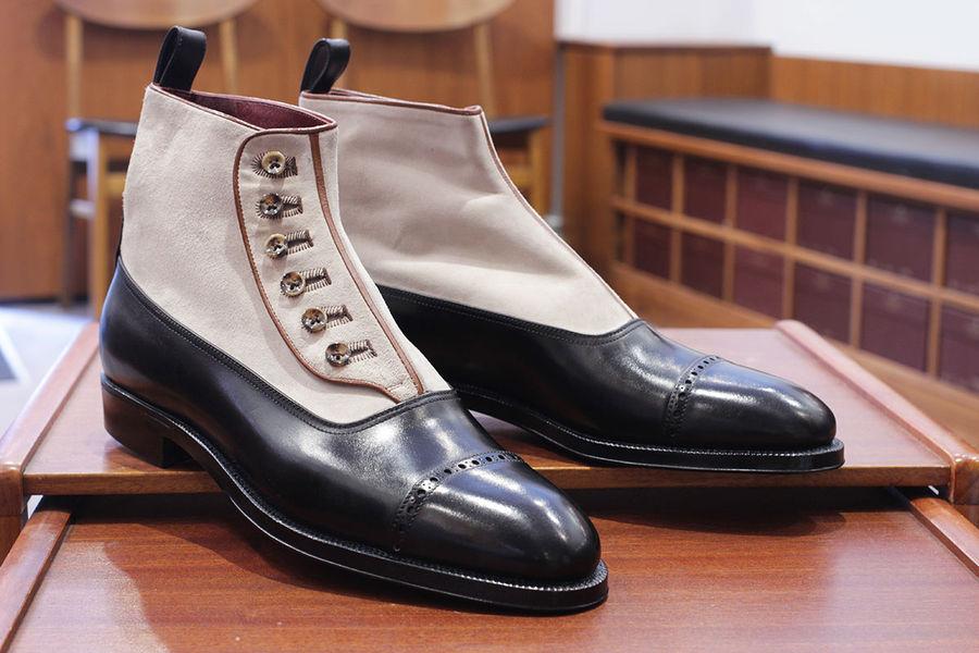 Enzo Bonafe On The Rise The Shoe Snob Blog