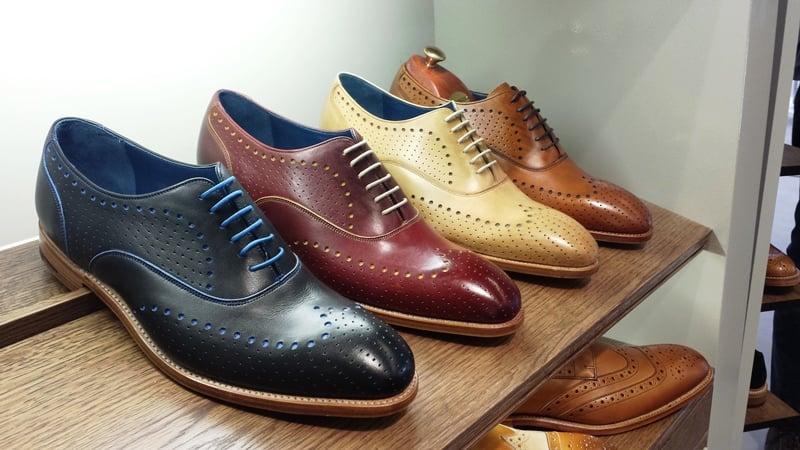 Barker Shoes Pitti Uomo 86