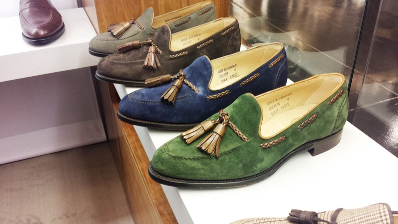 Cheaney Shoes