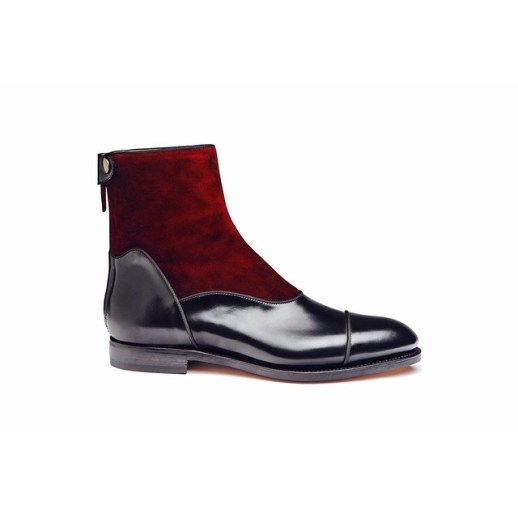 The Ruskin Zip Boot