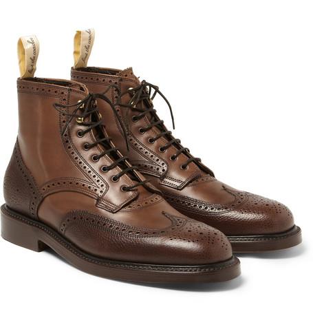 Grenson boots mr porter