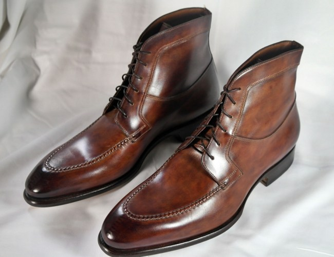 Santoni boots1