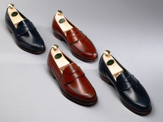 5.Crockett & Jones Harvard