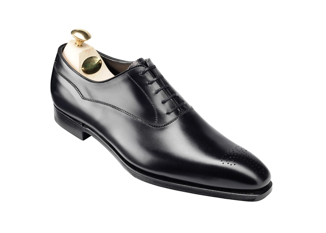 Crockett & Jones Beaumont Black Calf 1