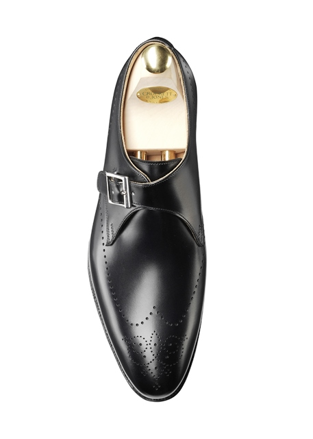 Crockett & Jones Cobham Black Calf 2