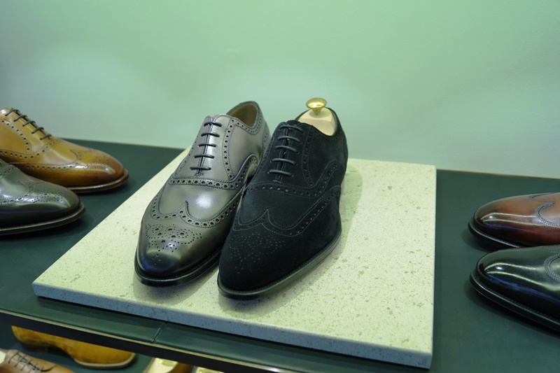 The New Edward Green – The Shoe Snob Blog