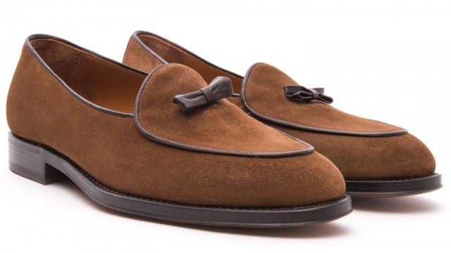 men-belgian-loafers-brown-suede-leather-leather-sole-ciappacan- Velasca