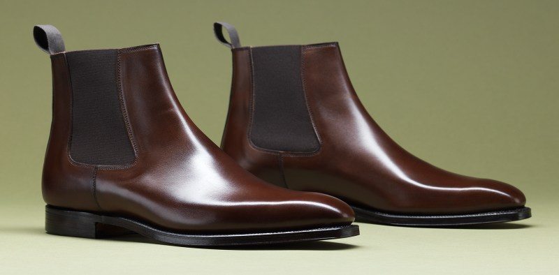 9.Lingfield Dark Brown Calf - Crockett & Jones AW15