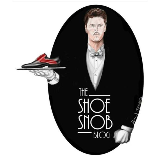 Don J Thomas x The Shoe Snob