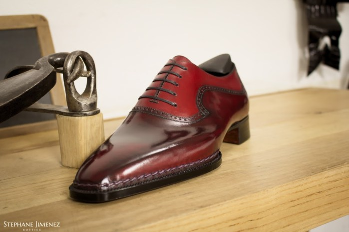 Stephane Jimenez The Next Great French Shoemaker The