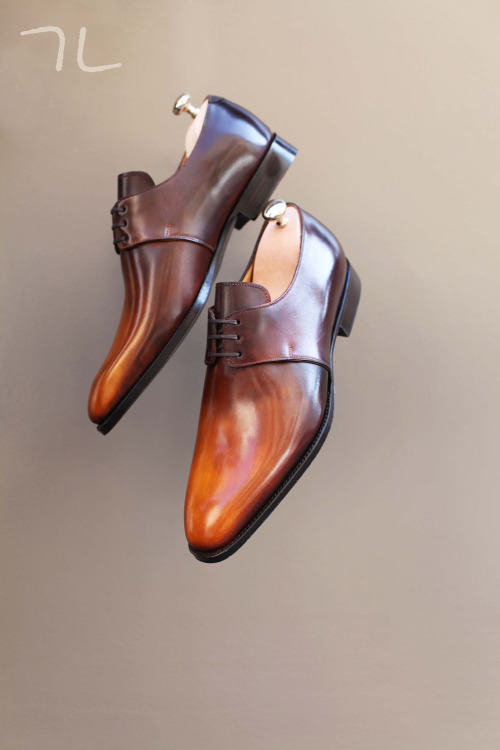 shoes and patina by Septieme Largeur